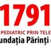 27.783 apeluri preluate in 12 luni de medicii PEDITEL 1791. Sfat medical pediatric prin telefon non stop
